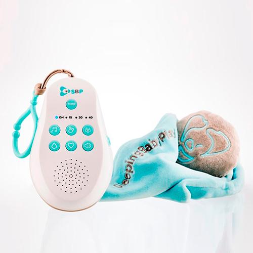 Sleeping baby play - Máquina de ruido blanco para bebés