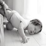 Cómo evitar que tu bebé se caiga de la cama